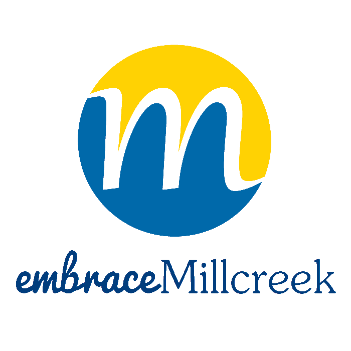 Embrace Millcreek Logo