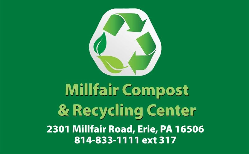 Millfair Compost - Recycling Center Logo