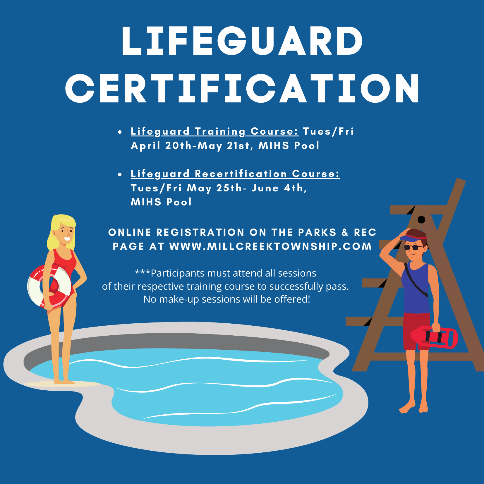 Lifeguard Certification